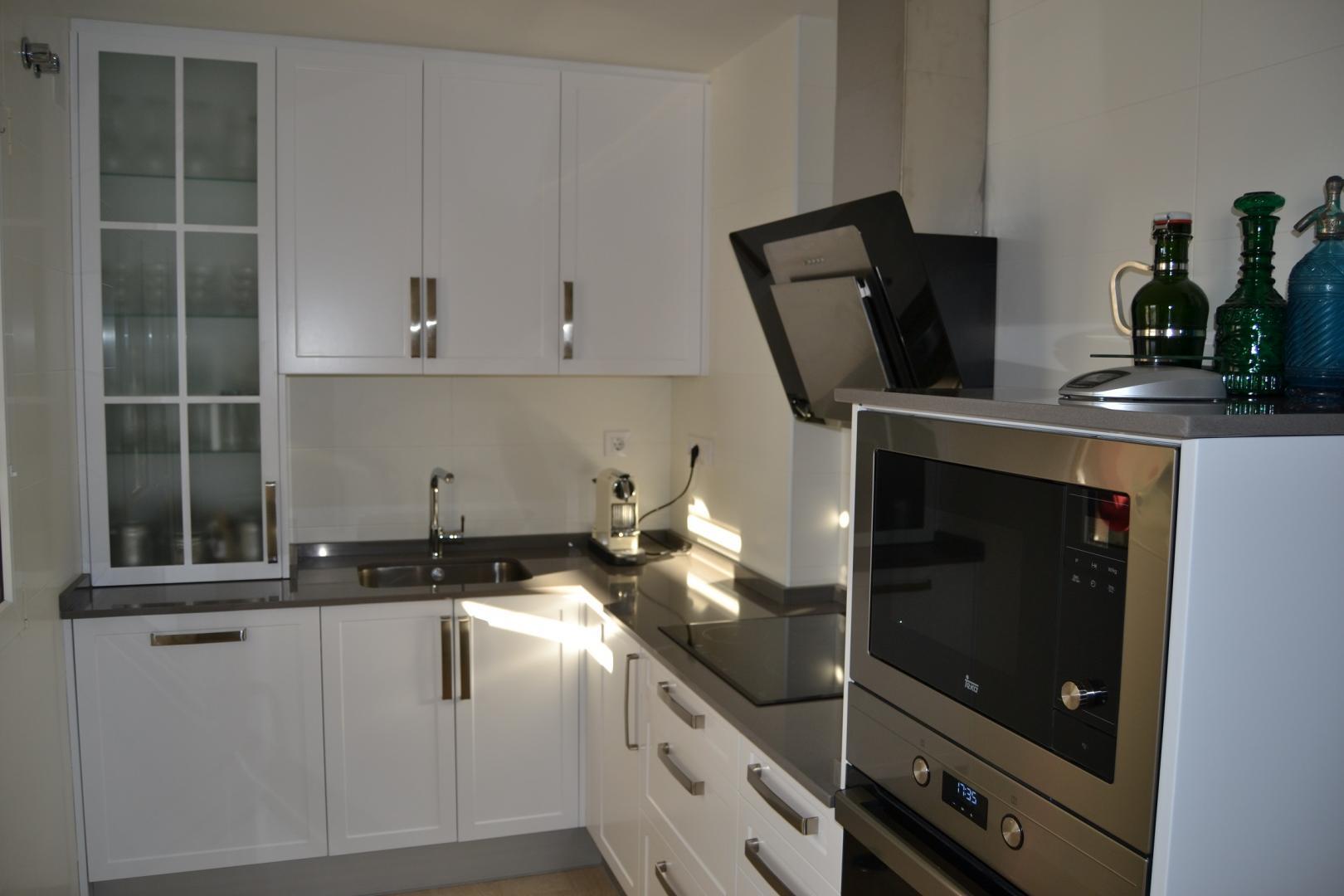 Reforma cocina y ba o en cuatro caminos - Reformas en cocinas ...
