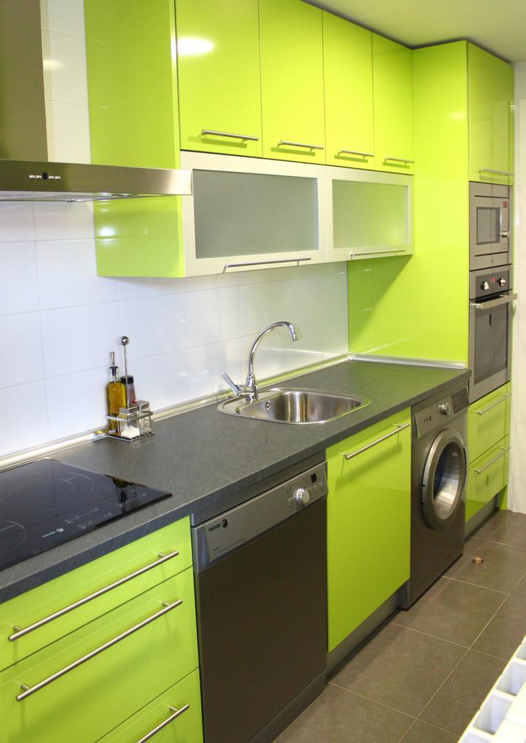 Precios de cocinas completas cocineta london estilo color for Ofertas cocinas completas