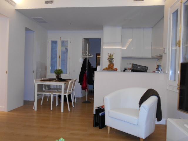 reforma apartamento barrio salamanca