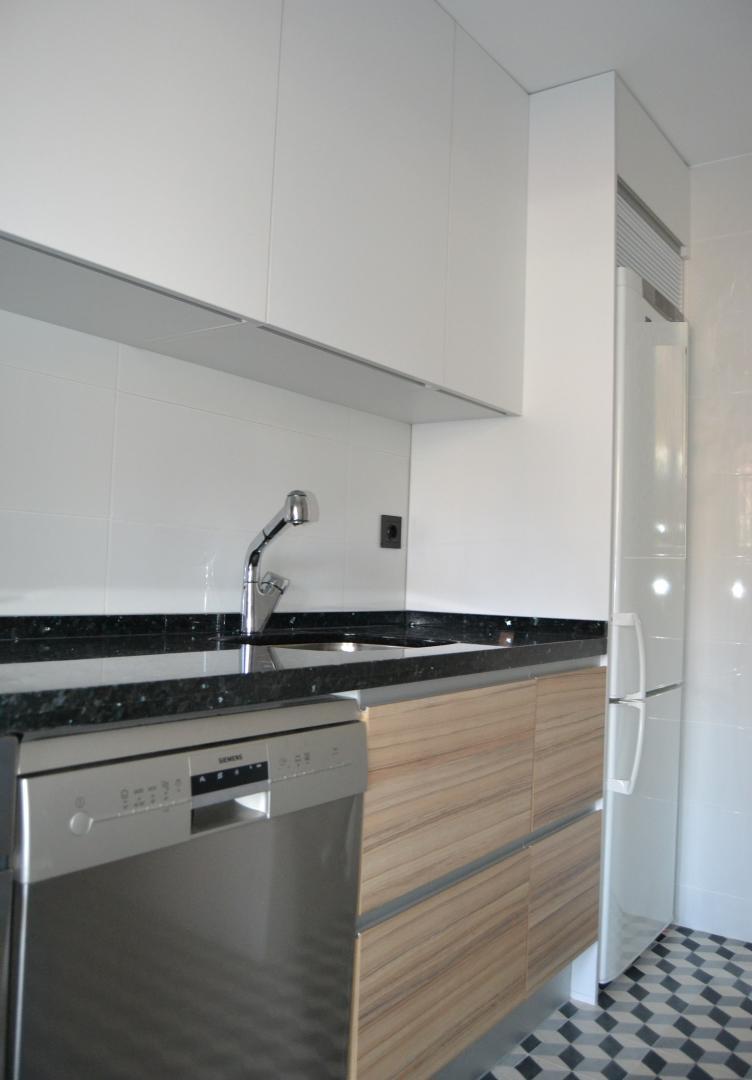 Reforma cocina y ba o de apartamento - Reformas cocinas y banos ...