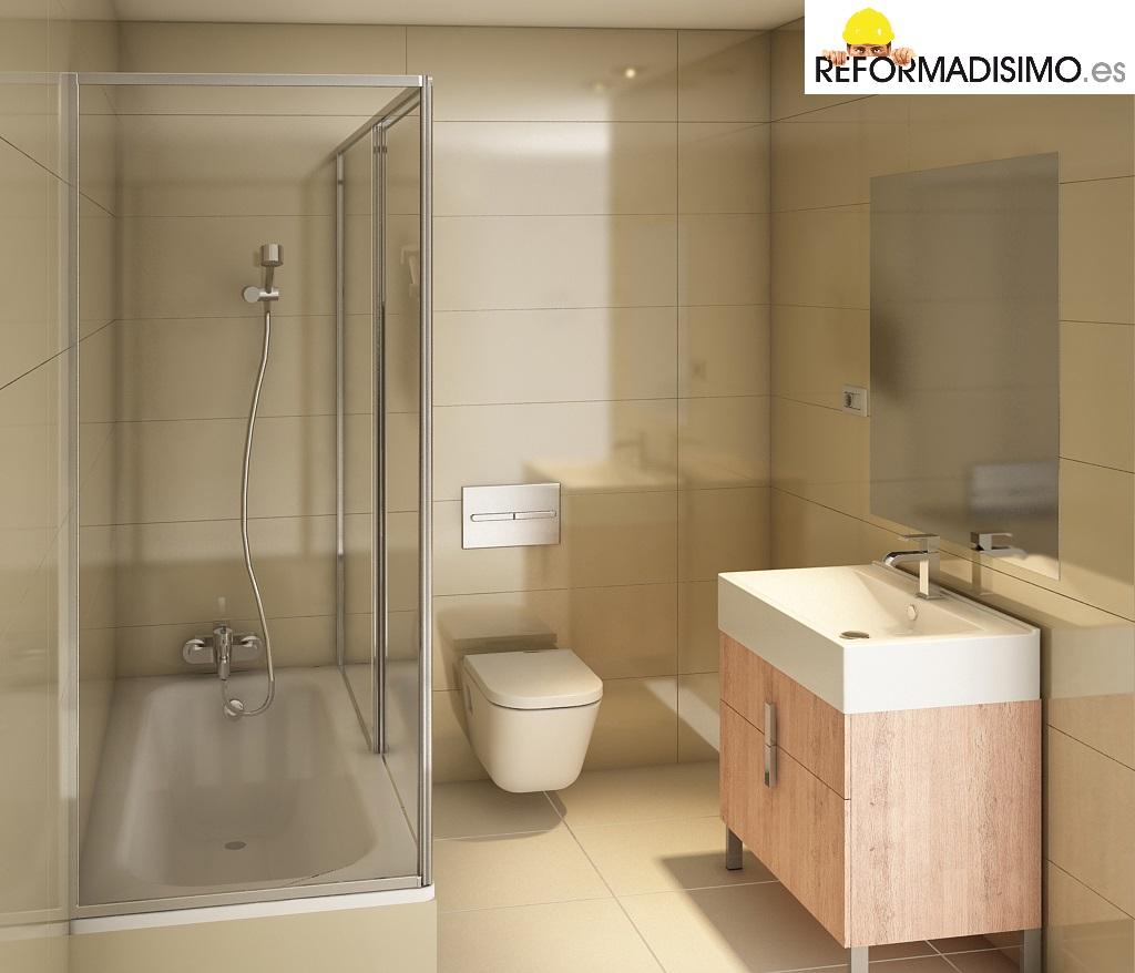Reforma tu cuarto de baño por menos de lo que piensas | Reformadisimo
