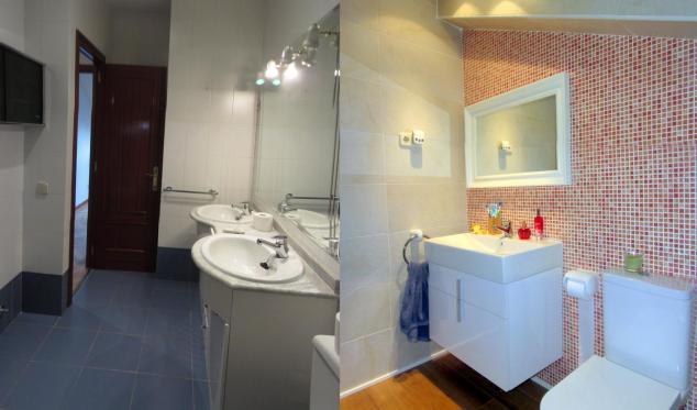 Baño Vestidor Planta:Objetivos: Mejorar la Distribución, Baños y Cocina de un Dúplex