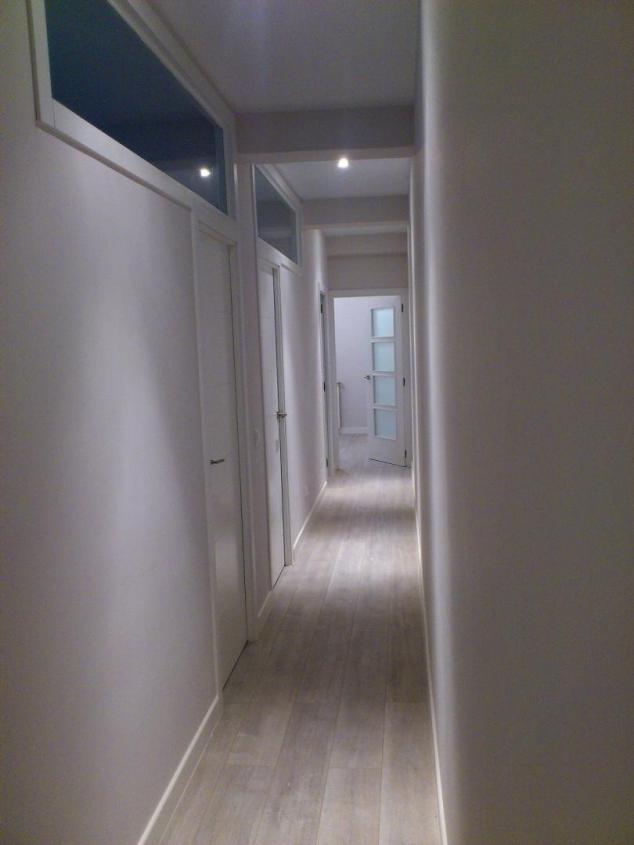 Reforma integral de un piso en la calle fuencarral de madrid - Reforma de pisos en madrid ...
