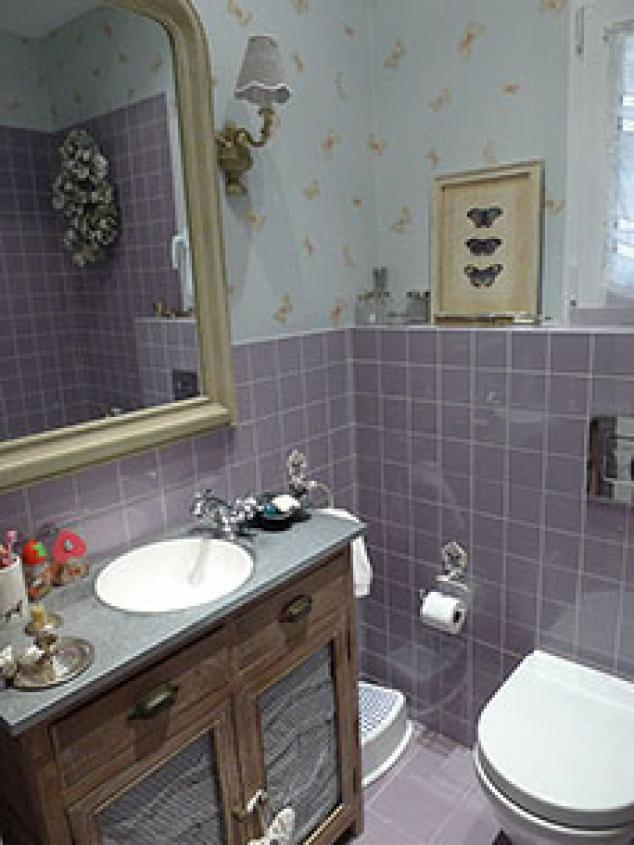 gallery of cuartos de bao pequeos sin azulejos el gusto de los clientes han with alicatado baos pequeos - Alicatado Baos